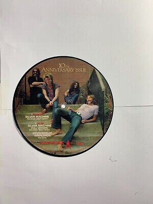 £3.20 • Buy Hawkwind 10th Anniversary Issue Picture Disc
