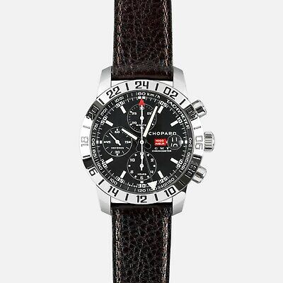£2895 • Buy Chopard Mille Miglia Gmt 1000 Chronograph Wristwatch Ref. 8992 W/ Box & Papers
