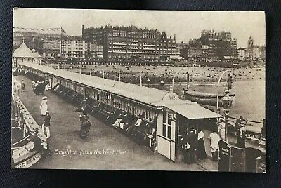 £4.80 • Buy Postcard - Brighton, From The West Pier. Post Card Sussex