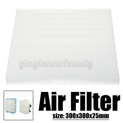 AU13.68 • Buy AU DIY Air Filter HEPA Dust Filter For Air Conditioner Cold Air Cleaner Fan 12''