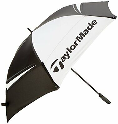 £66.90 • Buy Tour Preferred 68 Inch Double Canopy Golf Umbrella, Black, One Size