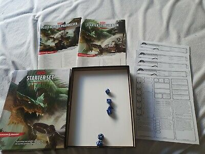 AU10 • Buy Dungeons And Dragons Starter Set