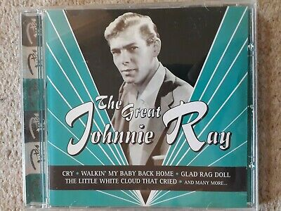 £2 • Buy The Great Johnnie Ray, Johnnie Ray  CD