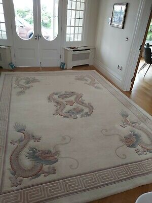 £49.99 • Buy Extra Large Chinese Rug, Wool