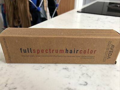 £40 • Buy Selection Of 32 Aveda Full Spectrum Hair Colour Deposit Only Color Treatment