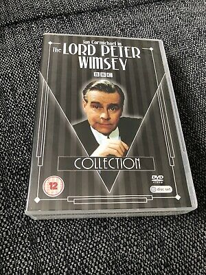 £17.95 • Buy Lord Peter Wimsey - Complete Series (DVD, 2012, 10-Disc Set, Box-Set)