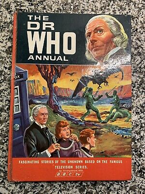 £22.80 • Buy Doctor Who Annual 1967 - Doctor Who Annuals #2 - Hard Back - Very Rare