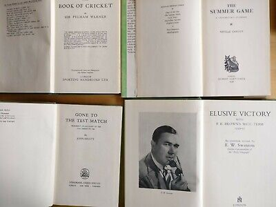 £5 • Buy Cricket Books Publications 1948 - 1951, In Good Condition