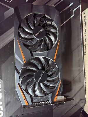 AU46.12 • Buy For Parts Not Working__GIGABYTE GeForce GTX 1060 3GB GDDR5 Graphics Card