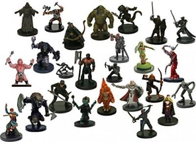 AU26.66 • Buy Lot Of 10 Assorted And All Different D&d Miniatures (all Still Sealed W/ Cards!)
