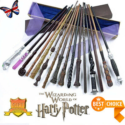 £12.99 • Buy Harry Potter Magic Wands Hermione Dumbledore  Wand Kids Gifts Boxed Collect