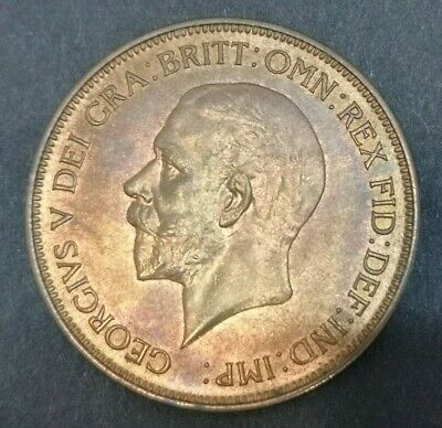 £4 • Buy George V One Penny 1936 Bronze Coin *