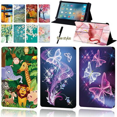£5.99 • Buy Painting Leather Stand Cover Case For Apple IPad  9.7  10.2  IPad Air IPad Mini