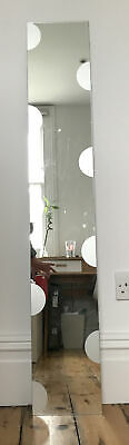 £5 • Buy Ikea Wall Mirror With Patten - Fixings Included - Collection. N London