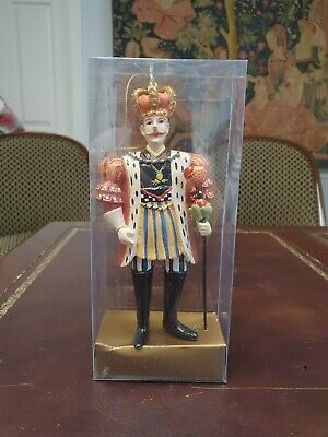 $105 • Buy New MacKenzie-Childs King Of Hearts Ornament