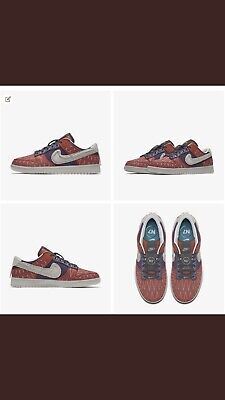 $ CDN371.56 • Buy Nike Dunk Low N7 By Lyle Thompson Sz 13 DS Authentic 1 2 3 4 5 6