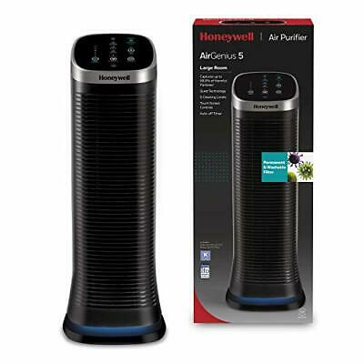 £338.69 • Buy Air Genius 5 Ifd Technology Air Purifier With Washable Filter, Air Purifier