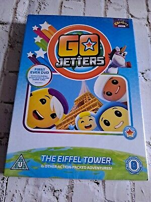 £5.99 • Buy Go Jetters  And Finley The Fire Engine Dvd. New And Sealed. Free P&p