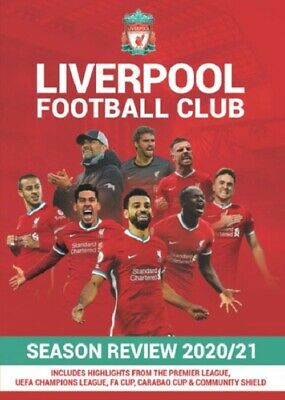 £19.42 • Buy Liverpool FC Season Review 2020 To 2021 New DVD