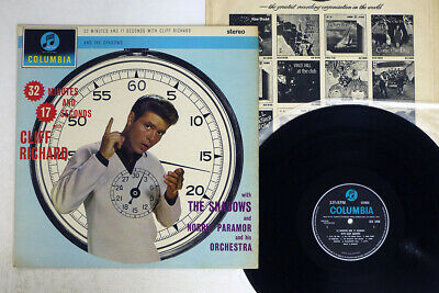 £2.86 • Buy Cliff Richard 32 Minutes And 17 Seconds With Columbia Scx 3436 Uk Flipback Lp