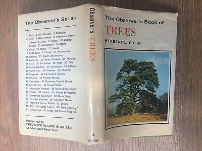 £6 • Buy The Observer's Book Of Trees