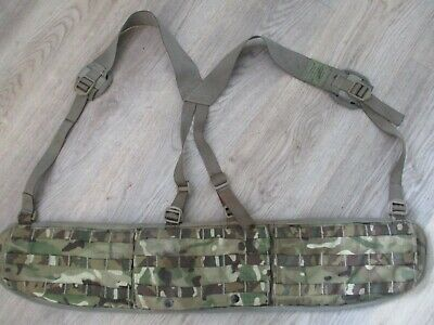 £15.50 • Buy MTP Camo Hip Belt With Yoke Army Surplus Military Size Small Camouflage  {A}