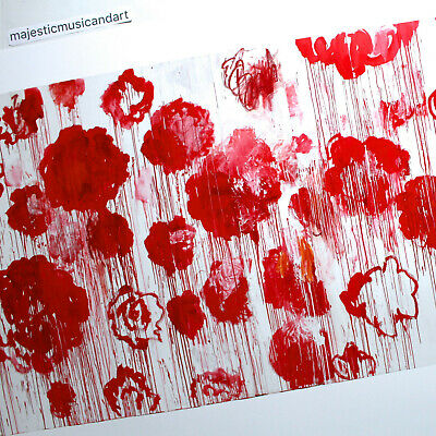 £363.71 • Buy Cy Twombly 2015 Exhibition Poster