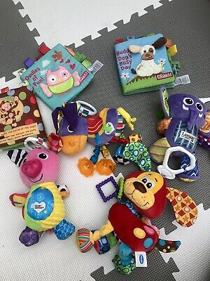 £12 • Buy Lamaze Toy Bundle And Soft Cloth Taggy Books