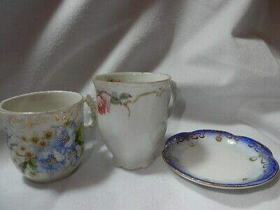 $29.99 • Buy Antique M. Z. Austria & More Cups And Saucer