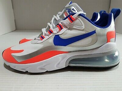 £53.95 • Buy Nike Air Max 270 React Womens Trainers - CW3094-100 - Size UK 6 - RRP £139.95