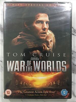 £2.49 • Buy War Of The Worlds (2 Disc Special Edition) - (DVD) - Sealed