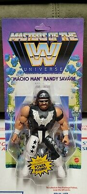 $26.50 • Buy Masters Of The Universe Wave 5 WWE Macho Man Randy Savage Ps4 Ps5 Xbox Nintend