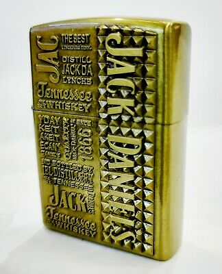 AU12.99 • Buy New Collectable  Chrome Pocket Metal Refillable Windproof Oil Lighter