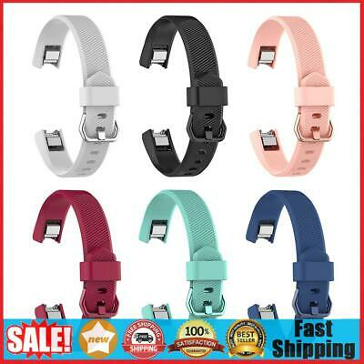 $ CDN7.42 • Buy Silicone Adjustable Watch Band Bracelet Wrist Strap For Fitbit Alta HR S