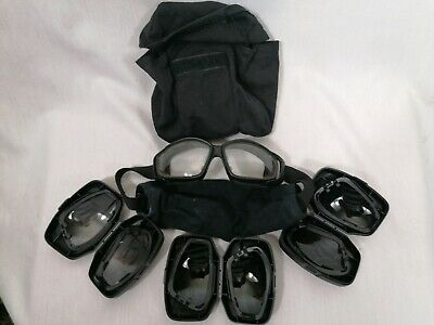 £25 • Buy Genuine British Military  ESS Goggles Great Condition.