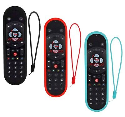 £6.98 • Buy Remote Control Silicone Protective Case Cover For SKY Q TV Shockproof Hand Loop
