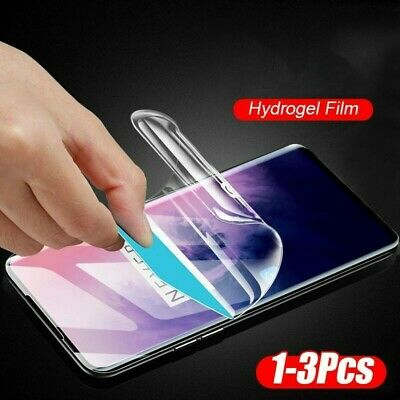 AU3.46 • Buy Hydrogel Film For Oneplus 7 7t Pro 5 6T 6 5T Screen Protector Film Phone Film