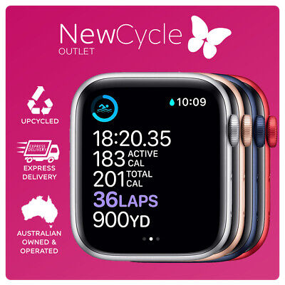AU588 • Buy Apple Watch Series 6 32GB 40/44mm GPS / Cellular All Colours Smartwatch