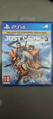 £2.70 • Buy Just Cause 3 (PS4)