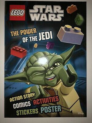 £3.50 • Buy NEW! Lego® Star Wars The Power Of The Jedi (Activity Book With Stickers), Egmont