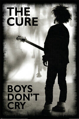 £6.99 • Buy (403) NEW MAXI POSTER The Cure (Boys Don't Cry) GOTHIC 80s Band WALL HANGING