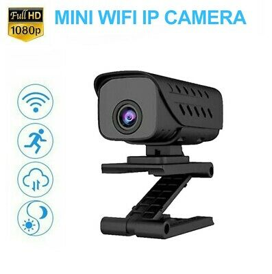 £18.99 • Buy Mini HD 1080P Wireless Wifi Camera IP CCTV Night Vision In/Outdoor Home Security