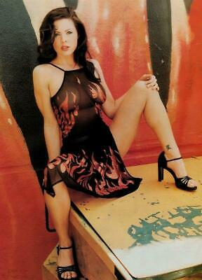 $ CDN8.80 • Buy Christa Campbell 8x10 Photo Picture Very Nice Fast Free Shipping #3