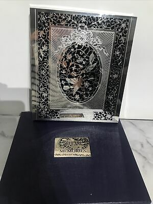 £18 • Buy SPECIAL MEMORIES 1862 Silver Plated Decorative Navy Blue Photo Album With Box