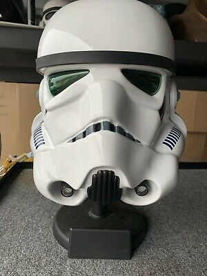 £872.63 • Buy Master Replicas Star Wars Stormtrooper Helmet ANH Limited Edition SW-153