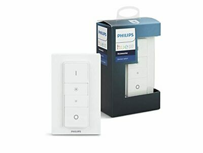 AU45.36 • Buy Philips Hue Smart Wireless Dimmer Switch With Remote, Installation-Free, Exclusi