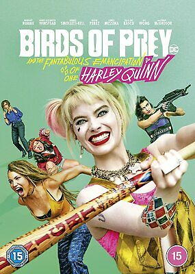 £6.75 • Buy Birds Of Prey - And The Fantabulous Emancipation Of One Harley Quinn (DVD) *NEW*