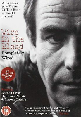 £19.99 • Buy Wire In The Blood - Completely Wired (DVD) **NEW**