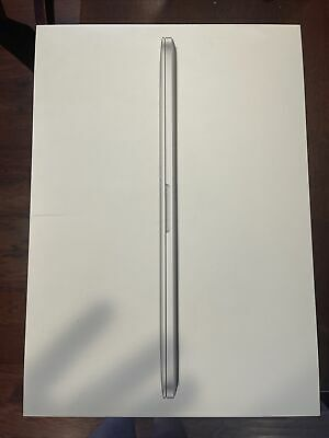 """$15 • Buy APPLE MacBook Pro 15  Silver A1398 ~ *BOX ONLY* Includes """"Quick Start Guide"""""""