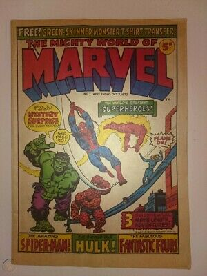£6.99 • Buy 20 X Mighty World Of Marvel...COMIC BAGS . SLEEVES AND BOARDS  Marvel UK